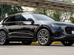 2019 Audi Q8 รถเก๋ง 4 ประตู