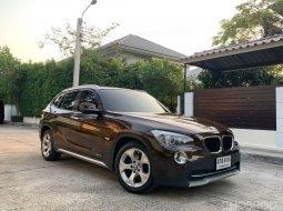 2012 BMW X1 sDrive18i SUV รถบ้าน สภาพสุดเนี้ยบ เข้าเช็คศูนย์ทุกระยะ ใช้น้อย บางเดิมทั้งคันไม่เคยชน เจ้าของดูแลรักษาอย่างดี