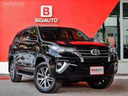 2019 Toyota Fortuner 2.8 V 4WD SUV AT (ปี 15-18) P6681
