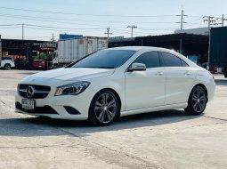 2017 Mercedes-Benz CLA200 1.6 เบนซิน
