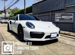 2016 Porsche 911 Turbo 3.6 รถเก๋ง 2 ประตู
