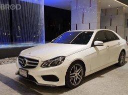 Mercedes Benz E300 Bluetec Diesel Hybrid 2014