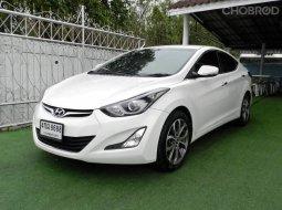 2015 Hyundai Elantra 1.8 Sport GLE รถเก๋ง 4 ประตู