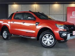 2014 Ford Ranger 3.2 WildTrak 4WD DOUBLE CAB Pickup AT (ปี 12-15) B9943