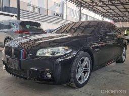 🔥จองให้ทัน🔥 BMW 525d M sport ออฟชั่นเต็ม ปี 2015  top ดีเซลล้วน รถศูนย์ ไมล์แท้