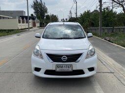 Nissan Almera ปี 2013 เกียร์ออโต้ ไมล์น้อย พร้อมใช้งาน