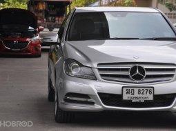 2012 Mercedes-Benz C250 CDI Avantgarde ไมล์ 16x,xxx km.