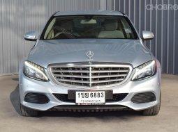 Mercedes-Benz C180 1.6 W205 2015