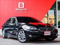 2015 BMW 525d 2.0 F10  Sedan AT (ปี 10-16) P2352
