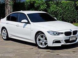 2016 BMW 320i M Sport F30 รถศูนย์ ไมล์ 100,000 km.