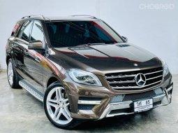 2012 Mercedes-Benz ML250 CDI AMG Sports SUV