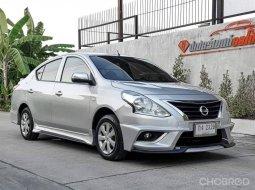 2014 Nissan Almera 1.2 E รถเก๋ง 4 ประตู