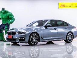 1R-4 BMW 530 I LIMOUSINE 2.0 RHD M SPORT เกียร์ AT ปี 2018