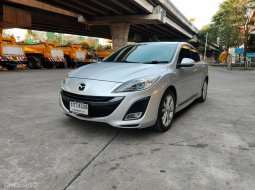 2013 Mazda3 2.0 Maxx Sunroof Auto สดลดได้ ไม่เสียVat จัดไฟแนนท์ถึงบ้าน ปุ่มสตาร์ท ซันรูฟ เบาะหนัง ไมล์น้อย
