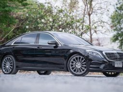 2015 Mercedes-Benz S500 e รถเก๋ง 4 ประตู