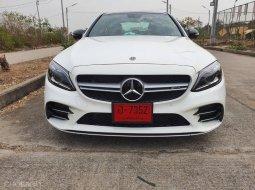 ขายรถ Mercedes-Benz C43 AMG ปี2020 รถเก๋ง 4 ประตู