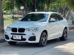 BMW X4 2.0d M Sport สภาพสวย มือเดียว