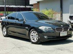 2014 BMW SERIES 5 520d โฉม F10 สีดำ