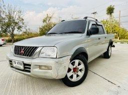 Mitsubishi Strada Cab4 2.8 GLX MT ปี 2001 ราคา 89,000 บาท