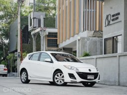 2012 Mazda 3 1.6 Spirit Sports รถเก๋ง 4 ประตู