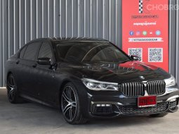 2016 BMW 740Li รถเก๋ง 4 ประตู