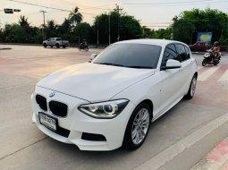 BMW 116i 2015 วารัยตีศูนย์ 2 ปี