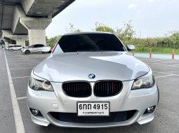 BMW 523i Lci E60 Sedan AT ปี 2008 ดูแลรักษาอย่างดี รุ่น Minor change แล้ว