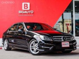 2012 Mercedes-Benz C180 BlueEFFICIENCY 1.8 W204 AMG คันนี้ AMG PACKAGE FULL OPTION หลังคาแก้ว วิ่งมาเพียง 107,152 KM ครับ