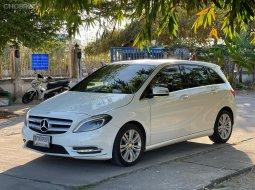 2013 Mercedes-Benz B180 Sports รถเก๋ง 5 ประตู