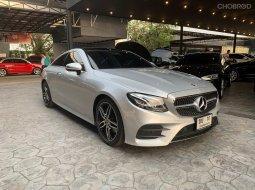 2018 Mercedes-Benz E200 AMG  Dynamic รถเก๋ง 2 ประตู