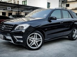 Mercedes-Benz ML 250 CDI BlueEFFICIENCY AMG 4MATIC