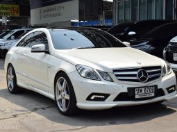 ขายรถ Benz E250 CGI BlueEFFICIENCY AMG 1.8 W207 Avantgarde Sports 2011