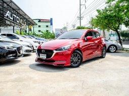 2020 ขายด่วน!! Mazda 2 1.3 S Leather Sports รถสวยสภาพป้ายแดง