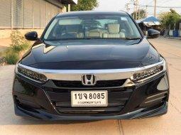 ขายรถ Honda ACCORD 1.5 TURBO EL ปี2020 รถเก๋ง 4 ประตู