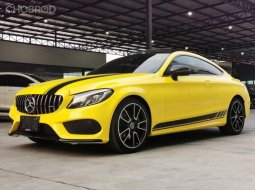#Benz #C250 Coupe Amg Dynamic W205 2016