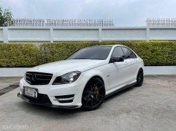 2014 Mercedes-Benz C220 Sport รถเก๋ง 4 ประตู