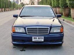 1997 Mercedes-Benz C200 Avantgarde รถเก๋ง 4 ประตู