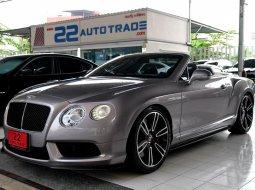 รถยนต์หรู รถหรู ซุปเปอร์คาร์ รถเปิดประทุน รถ2ประตู รถหรูเปิดประทุน Bentley รถเจ้าของขายเอง เปิดประทุน หายากแล้ว เข้าศูนย์AASได้เลย สภาพสวยกริ๊บ