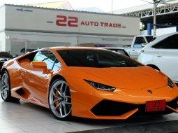 รถยนต์หรู รถหรู supercar รถสปอร์ตหรู Lamborghini Huracan รถบ้าน ฝากขาย มือเดียว เอกสารครบถูกต้อง