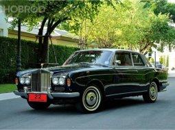 รถหรู รถคลาสสิค รถ2ประตู รถเก่าเก็บ รถสะสม รถโบราณ Rolls-Royce Corniche II รถคลาสสิค หายากแล้ว
