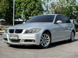 ปี 2008 BMW Series3  318i 2.0 E90 รถเก๋ง 4 ประตู สีเทา