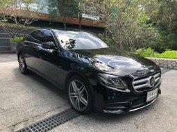 2018 Mercedes-Benz E350 AMG Avantgarde รถเก๋ง 4 ประตู