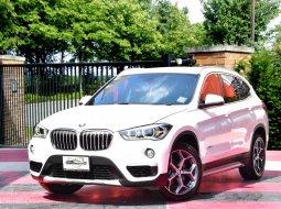 2016 BMW X1 1.8i  XLine  ประหยัดสุด 20 กม./ลิตร รถบ้านมือเดียว รถสวย สภาพใกล้เคียงรถใหม่ BSI เหลือถึงปี 22