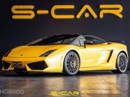 ขายรถมือสอง Lamborghini Gallardo LP560-4 Bicolore V10 5.2L (ตัวพิเศษ) สีเหลืองแท้  ปี2014