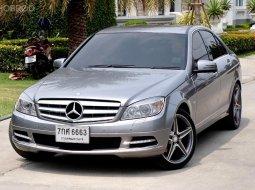 2011 Mercedes-Benz C200 CGI BlueEfficiency รถเก๋ง 4 ประตู