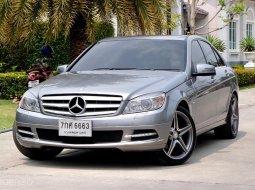 Benz C 200  1.8 CGI  (W 204) ปี 2011