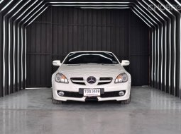 2009 Mercedes-Benz SLK200 Kompressor AMG รถเปิดประทุน