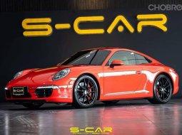 ขายรถมือสอง  Porsche Carera S 911 เครื่อง 3800cc 991.1 Coupe ปี2012 สี guards red สีนี้สวยมากๆ ออฟชั่นดี เครื่อง na ตัวสุดท้าย