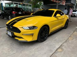 2018 Ford Mustang 2.3 EcoBoost รถเก๋ง 2 ประตู