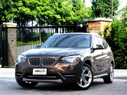"""BMW X1 sDrive 1.8i xLine 2014 (E84) พวงมาลัยเบา Servo """" Minor Change""""มือเดียวออกห้าง"""